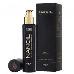 Nanoil - La meilleure huile pour cheveux